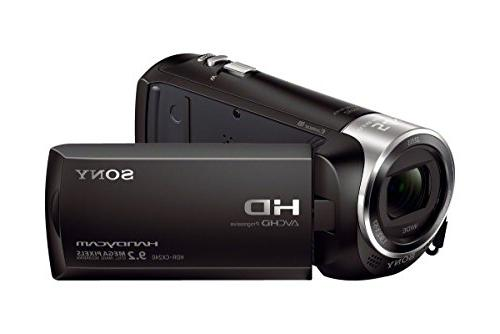 Sony HDR-CX405/B Camcorder w/ Accessory Kit