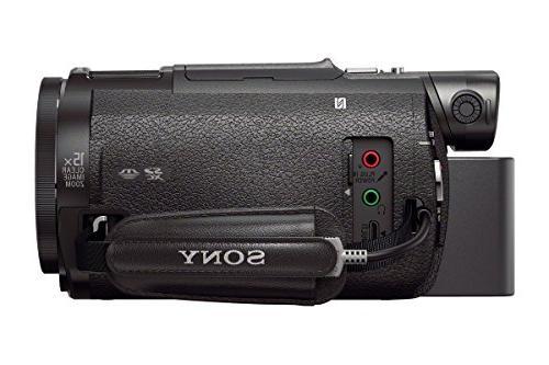 Sony 4k Flash Camcorder -