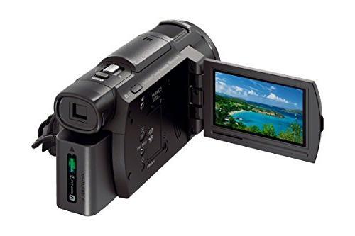 Sony - Handycam Ax33 4k - Black