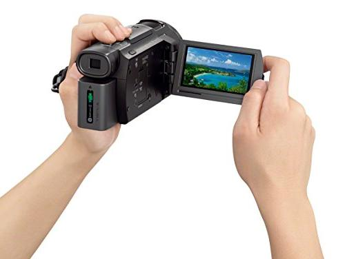 Sony Handycam Ax33 4k - Black