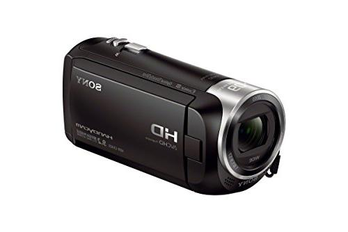 Sony Handycam Cx405 Flash Memory Camcorder -