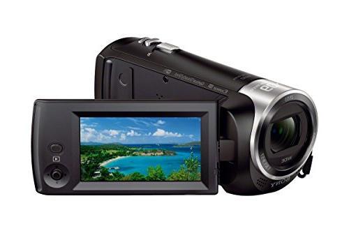 Sony - Handycam Black