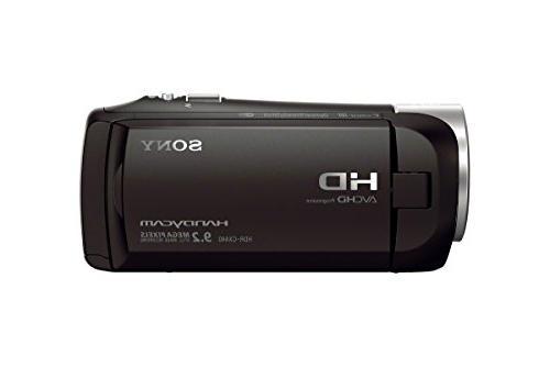 Sony Handycam Cx440 Flash Camcorder - Black
