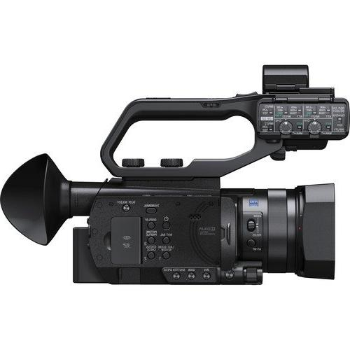 Sony Professional XDCAM Compact Reality High Definition Wide Lens, Teleph