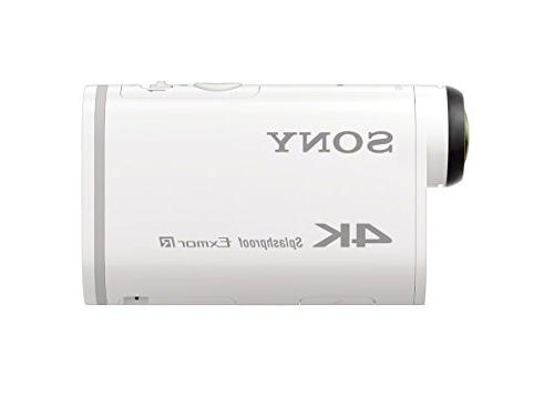 Sony - X1000 Hd Action Camcorder - White