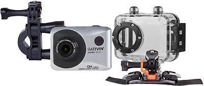 Vivitar with Remote - Silver