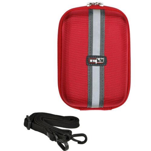 Vivitar Video Camcorder Kit Red