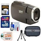 Vivitar DVR949HD 1080p HD Video Camera Camcorder Kit Black