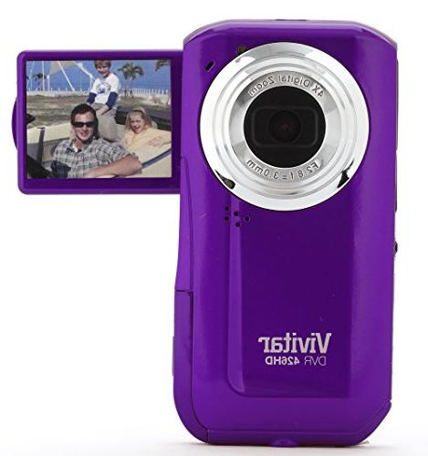 "Vivitar Digital 1.8"" Screen, Colors May Vary"