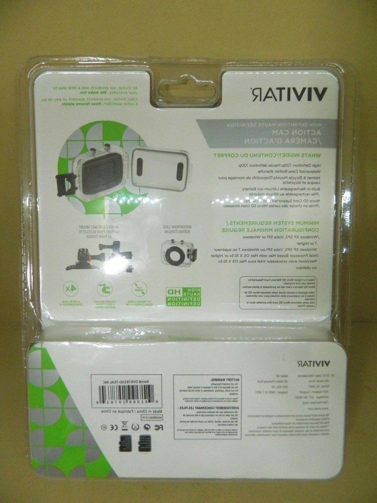 Vivitar Definition Cam 720p Camera
