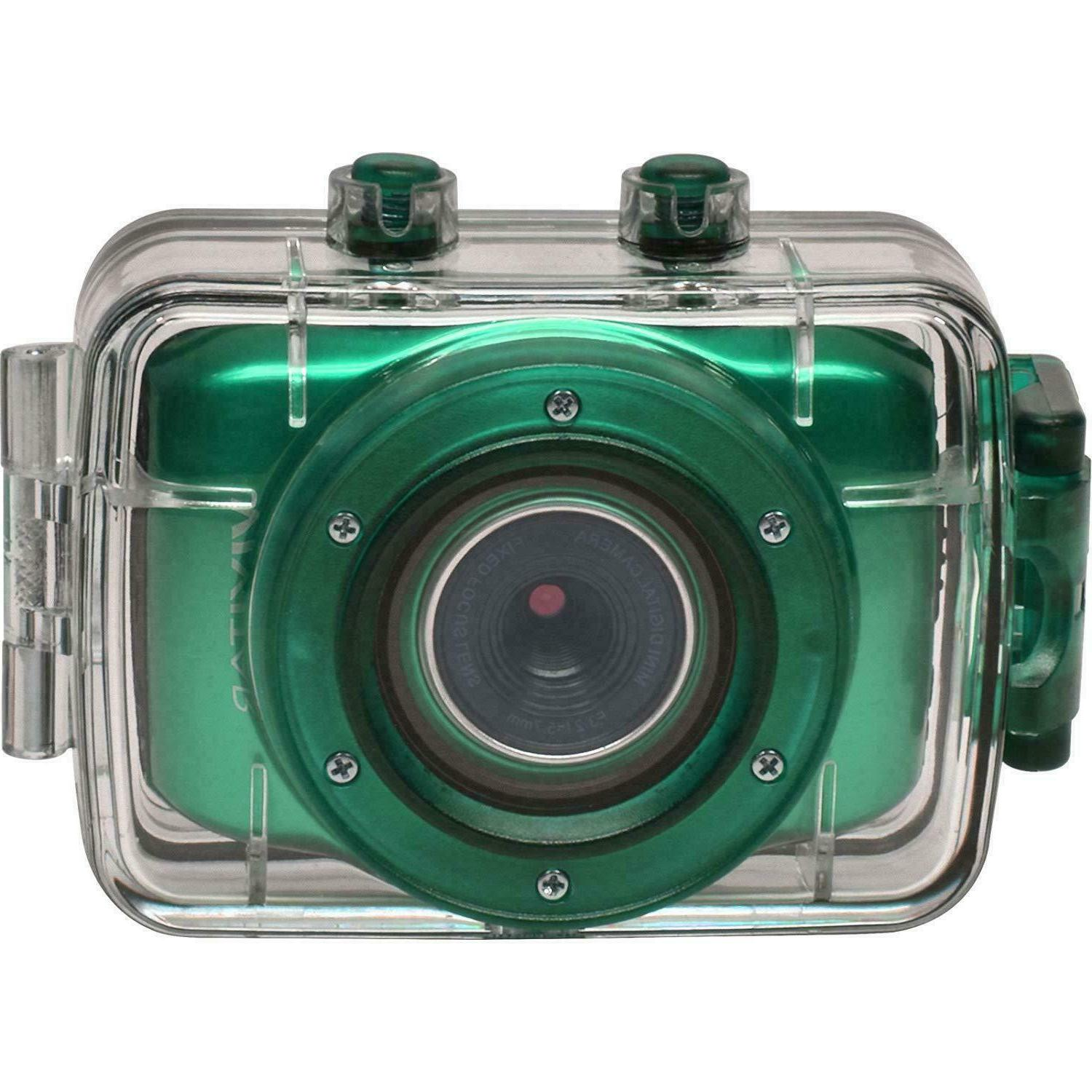 Vivitar High Definition Action Cam WaterProof Hd Video 720p