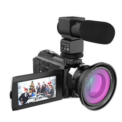 WiFi 4K 1080P 48MP Camera