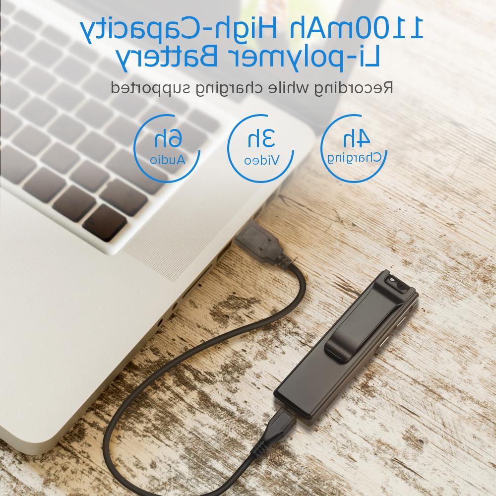 Vandlion Camera Mini Digital HD Micro Cam Snapshot <font><b>Camcorder</b></font> Cam
