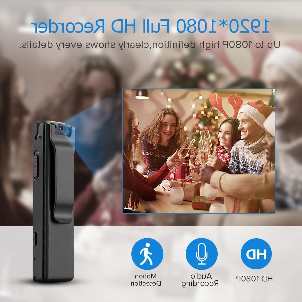 Boblov Camera HD Cam Body Motion <font><b>Recording</b></font> <font><b>Camcorder</b></font>