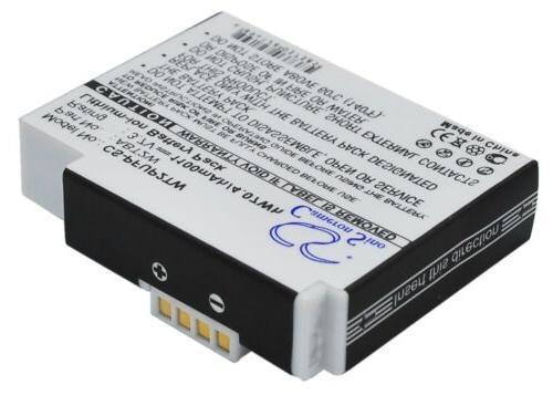 ABT2W Battery for Cisco Flip Ultra HD  U32120  Flip Video  F