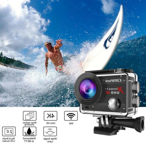 Campark Action Underwater DVR Camcorder US