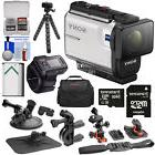 Sony Action Cam HDR-AS300 HD Video Camera Camcorder & RM-LVR