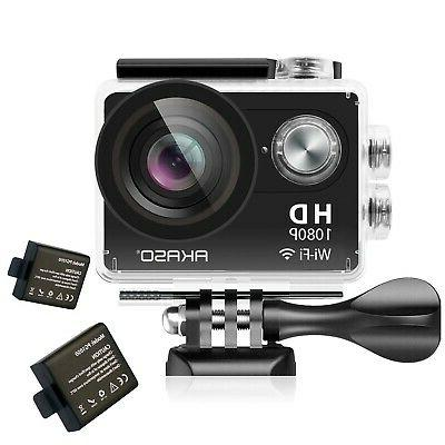 action camera 1080p hd wifi 12mp waterproof