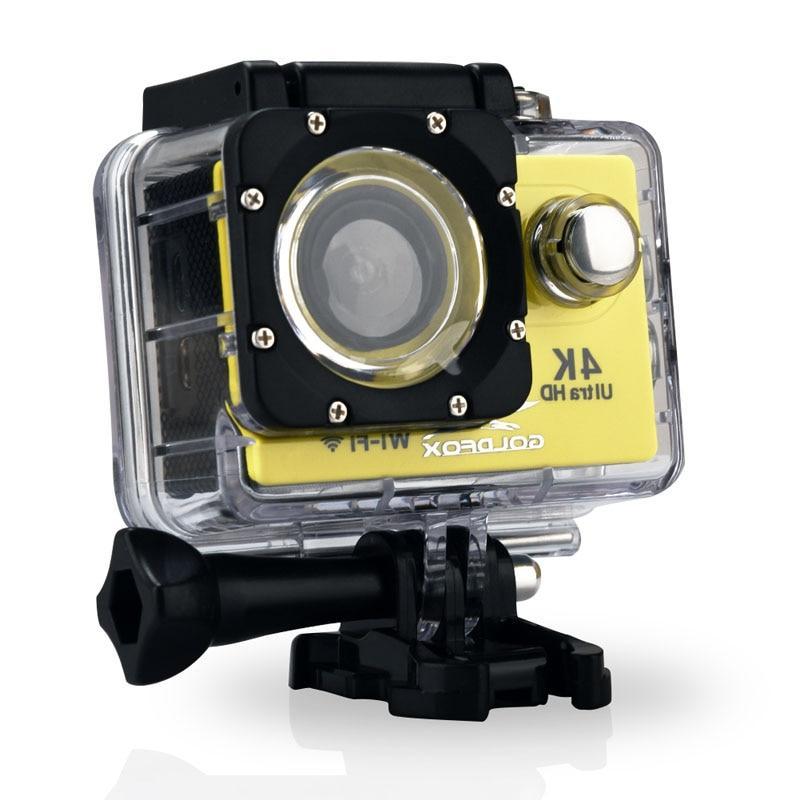 Action H9R <font><b>HD</b></font> 4K Control Video Recording Camcorder DVR Waterproof <font><b>Camera</b></font>