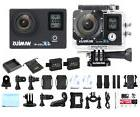 4K Action Camera Wimius 16MP Ultra FHD Dual Screen WiFi Wate