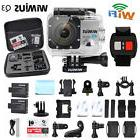 Wimius 4K Action Sports Camera waterproof WiFi 1080P 16MP DV