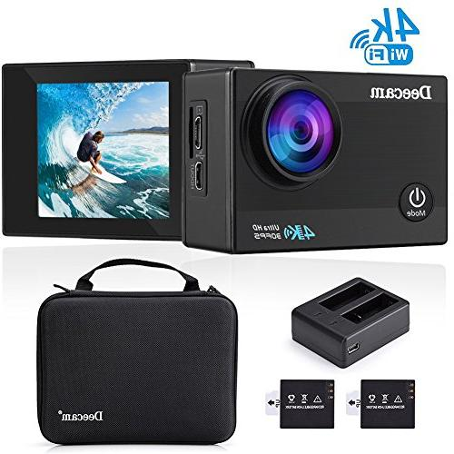 4K Sports Action Camera Wifi Full HD 1080P Waterproof Video