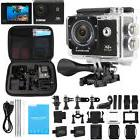 Wimius 4K 16MP HD Sports Action Camera wifi Waterproof Helme