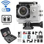 Wimius 4k Action Camera HD sports camera wifi Waterproof Hel