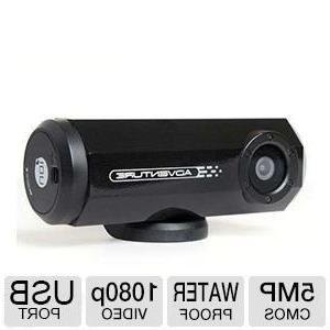 iON ADVENTURE 1080p 8MP HD GPS WIFI Video Action Camera Wate