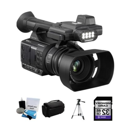 Panasonic AG-AC30 Full HD Camcorder 32GB Package