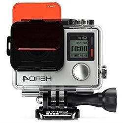 SANDMARC Aqua Filter for GoPro Hero 4 and 3 Cameras - Dive,