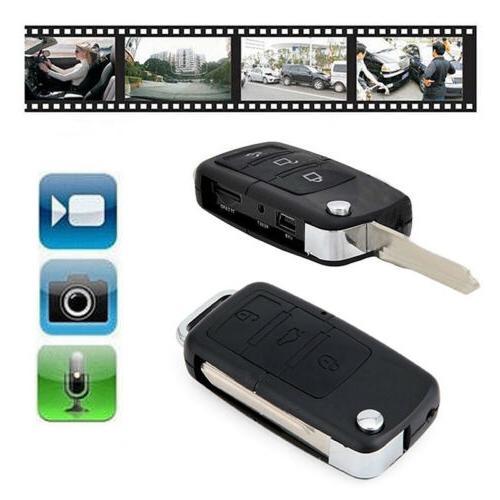 SPY Car Key Chain DVR Motion Detection Camera Hidden Camcord