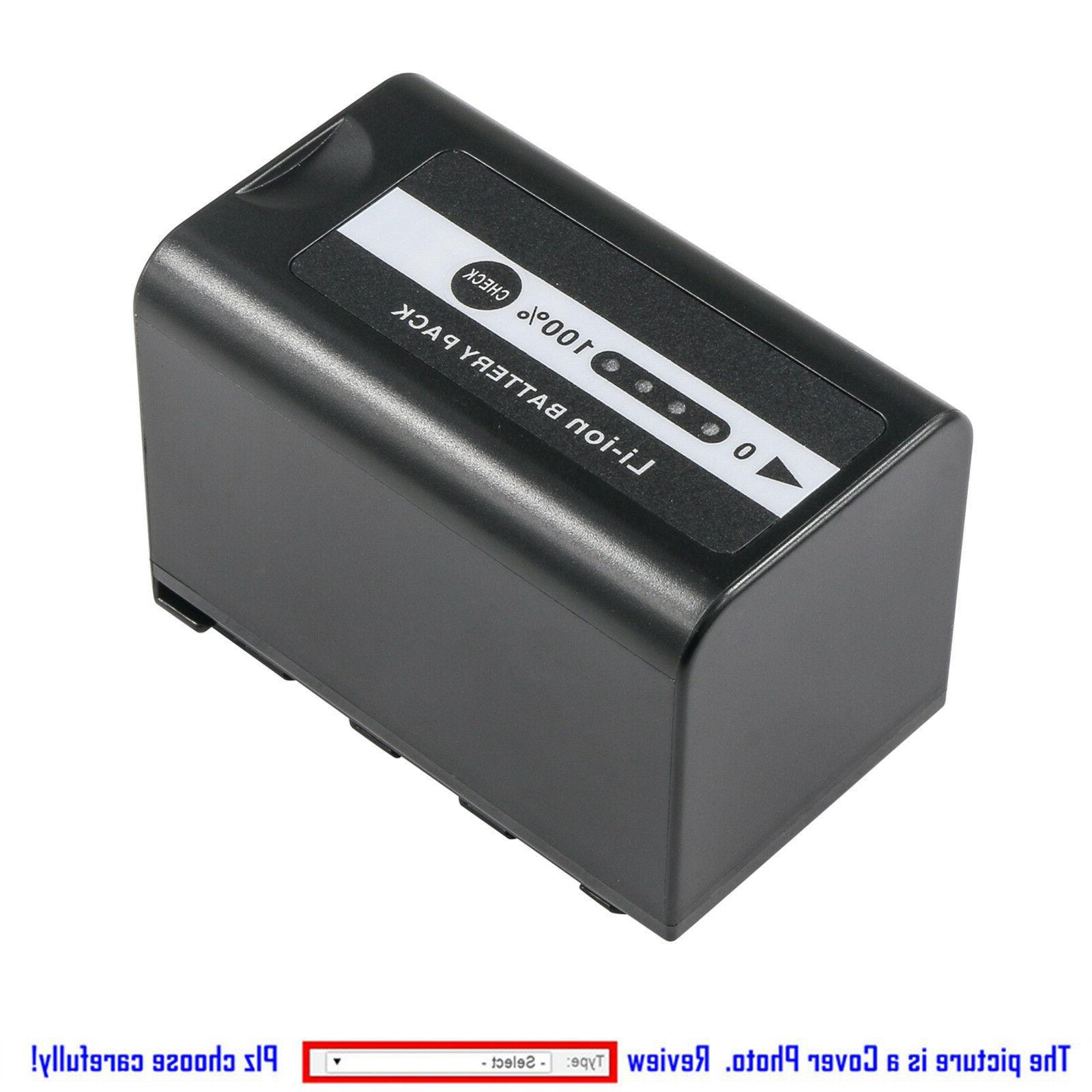 battery fast charger for panasonic ag vbr59g