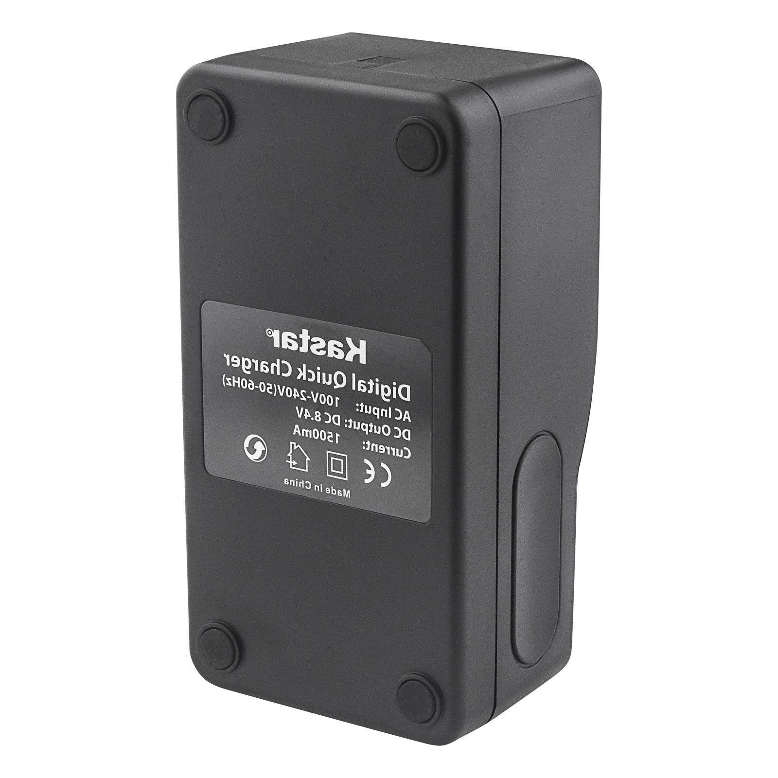 Kastar Battery Fast for Panasonic