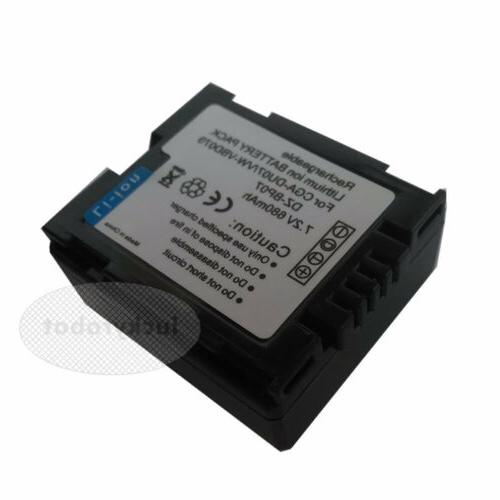 Battery DZ-BP14SW DVD