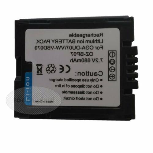 Battery HITACHI DZ-BP14SW
