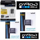 2X Battery for GoPro HERO5 BLACK AABAT-001 + RAPID CHARGER 1