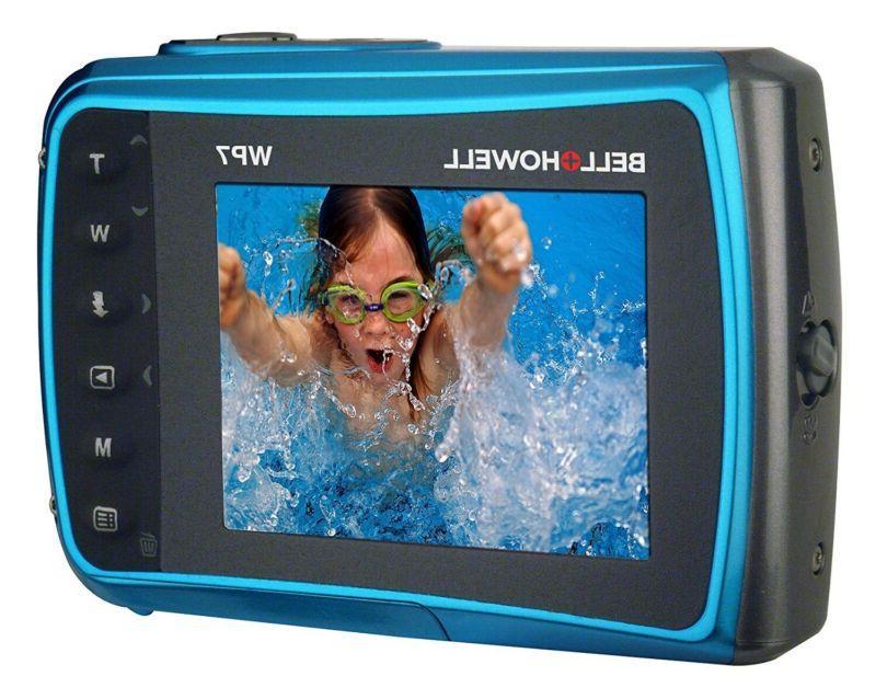 Bell + Howell WP7 12 MP Waterproof Camera