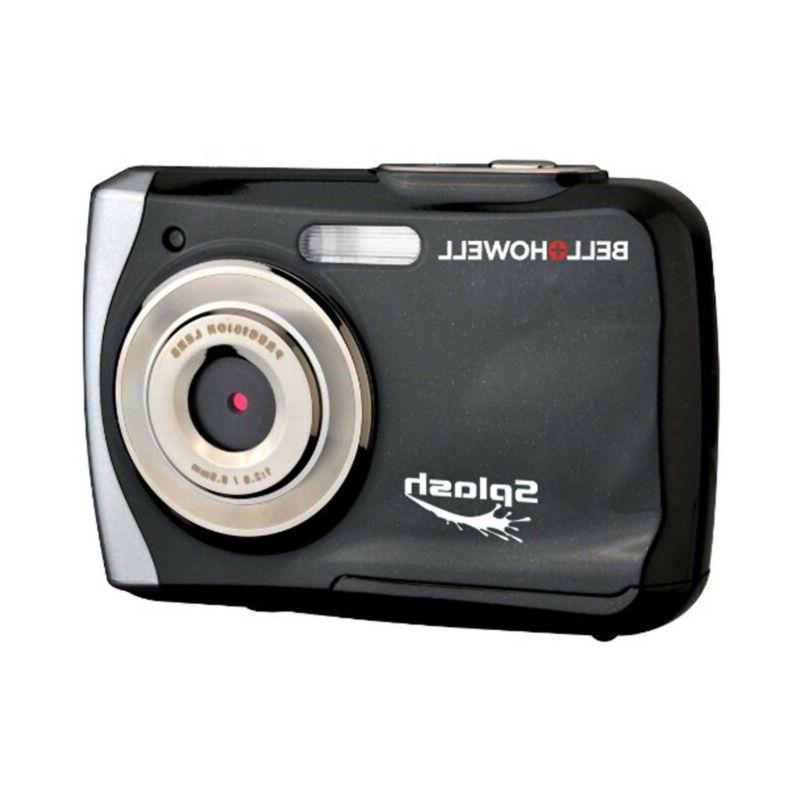 bell howell wp7 12 mp waterproof digital