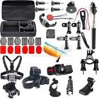 34in bicycle Accessories Bundle Kit for GoPro Hero 4/Black/S