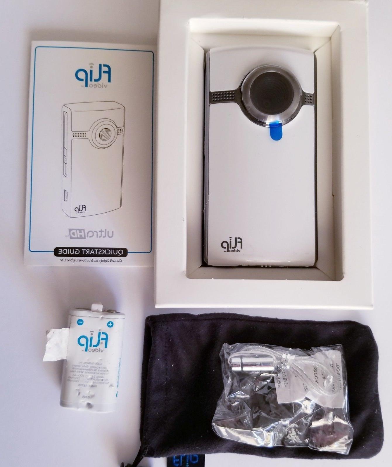 box camera ultrahd u2120w 8gb records new