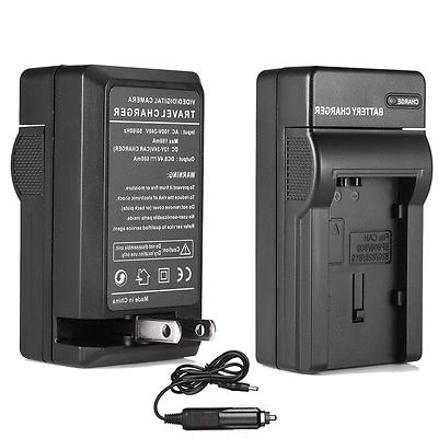 Powerextra BP-827 Battery Charger For Canon VIXIA XA10 G10 G