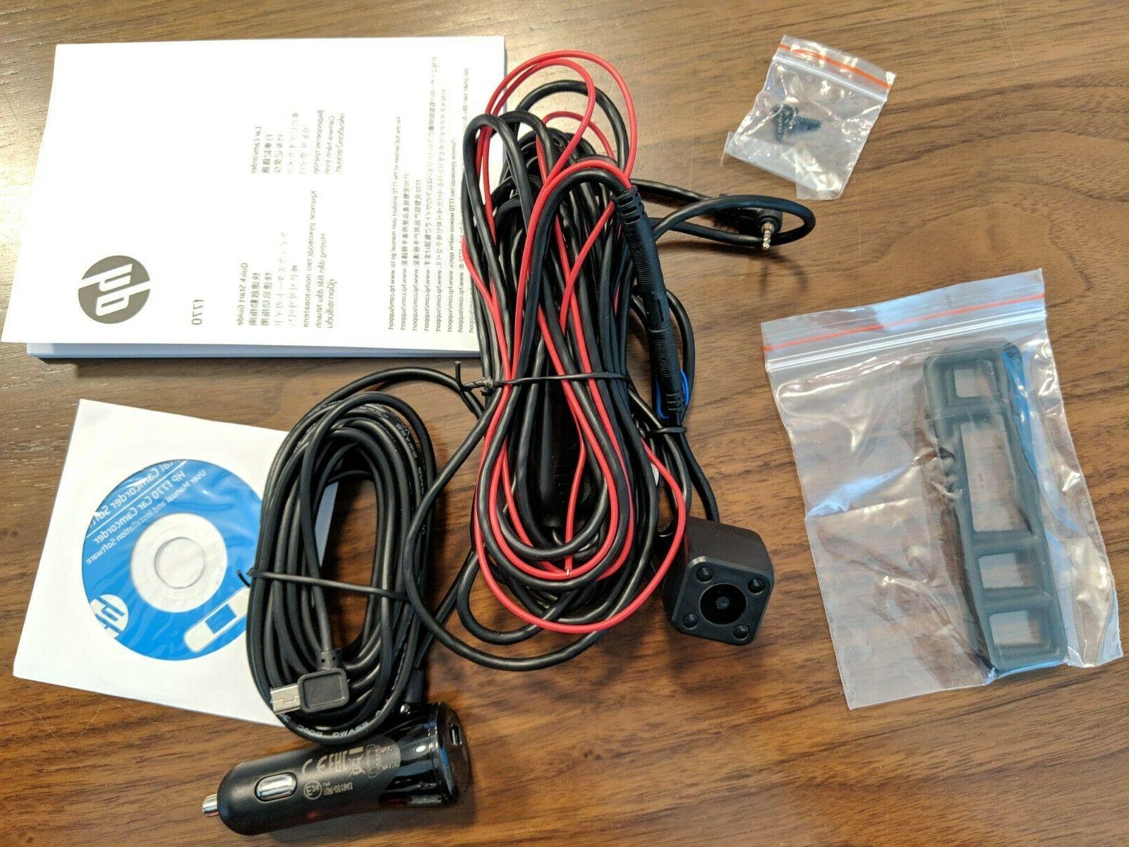 camcorder F770 plus recording