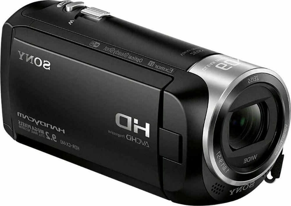 Brand NIB Handycam 9.2 Full 1080