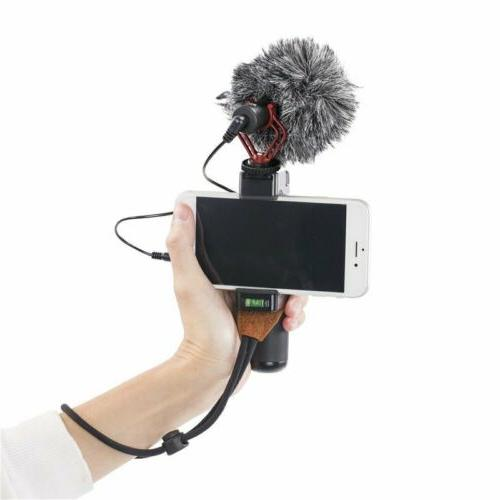 BOYA Microphone MIC Camera Smartphone