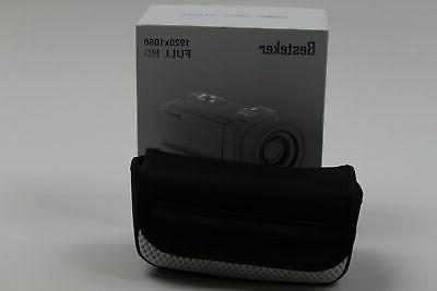Camcorder,Besteker 1080P Video Camera