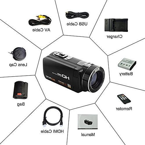 SEREE 24.0 HDMI Cable Digital Handheld Portable Video Recording