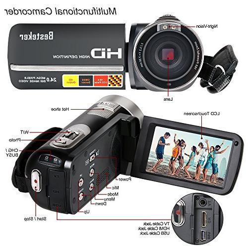 Night 16X Zoom Portable