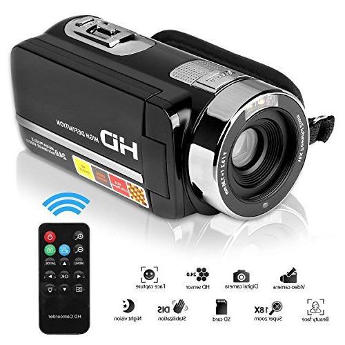 "PowerLead 2.7"" Digital Video Night Vision 24MP HD Digital"