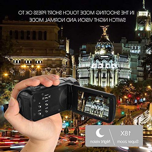 "PowerLead 2.7"" Digital Video Camcorder Vision HD Digital Camera"